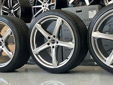 22 Zoll Kompletträder Alwetter Reifen M+S 3PMSF BMW X5 X6 F15 F16 295/30 R22 RDK