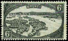 Brunei Scott #66 SG #83 Used