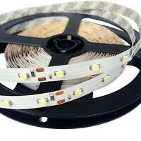 12V 5M 3528 Cool White SMD 300 leds NON-waterproof LED Strip Lights Fairy Light