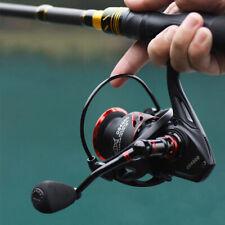 Spinning Reel Fishing Reels Baitcasting Saltwater Freshwater Bait Feeder Reel UK