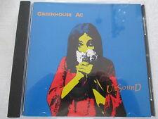 Greenhouse AC - UnSound - CD