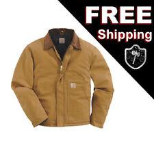 Carhartt J002 Traditional Arctic Duck Quilt Lined Jacket, Carhartt Brown  XL REG