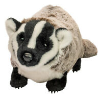 BARRY the Plush BADGER Stuffed Animal - by Douglas Cuddle Toys - #4154