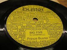 "BUSTER RECS. PB1, 7"" 45rpm PRINCE BUSTER 7"" ""BIG FIVE"" PORKY PRIME CUT. N.MINT!"