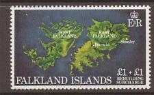 FALKLAND ISLANDS SG430 1982 REBUILDING FUND MNH