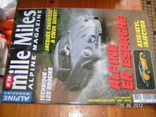 Mille Miles Alpine n°36 Bougie CHEINISSE A310/4cyl Inj