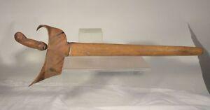 Antique SOuth East Asian Javan Borneo Philippines Keris Kris Dagger Sword
