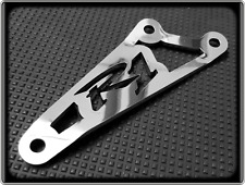 Polished Exhaust Hanger Bracket for YAMAHA R1 - 1998 to 2003, YZF 1000 R