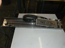 Belt Driven Linear Actuator w/ Stepper Motor (4643)