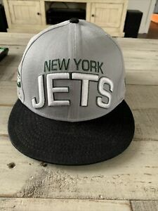 NEW YORK JETS New Era 9FIFTY Reverse Arch Snapback Adjustable Medium/Large Hat