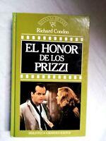 El Honor De Los Prizzi Richar Condon Colección Novelas De Cine Libro Orbis 1987
