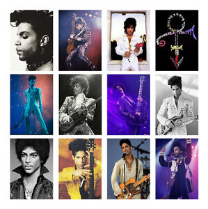 Prince Purple Rain Poster Print Photo Pic Picture A3 A4