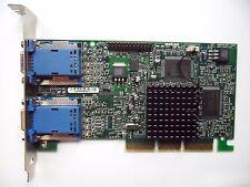 Matrox G45-MDHA16D Dual VGA-AGP 16MB