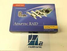 Adaptec RAID 1430SA Speichercontroller 4 Sender/Kanal RoHS Kit * NEU *