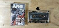 AMG Bitch Betta Have My Money Cassette Tape Rap Hip-Hop