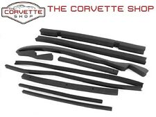 C3 Corvette Radiator Core Support Foam Seal Kit 1974-1975 w/o AC 39861