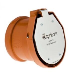 Capricorn - Valvola antiriflusso con flap, DN 110