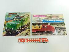 BQ211-0,5 #2x Märklin H0 Catalogo: 1964/65 D Dm + 1965/66 D Dm , 2. Wahl