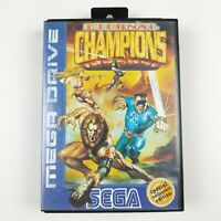 Eternal Champions Special Collectors Edition | Sega Mega Drive Game | Complete