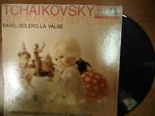 33 RPM Vinyl Tchaikovsky Nutcracker Suite Op 71a Epic Record LP LC3585 012815SM