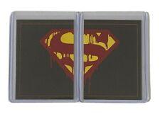 1992 Doomsday: Death Of Superman Bleeding S Foil Inserts F1 & F2 Set