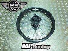 Pit bike back wheel 12inch rear wheel 15mm spindle 12 inch STOMP M2R WPB M2R CW