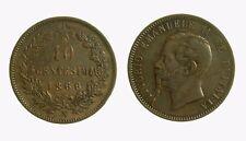 pci4143) Vittorio Emanuele II (1861-1878) 10 Centesimi 1866 N