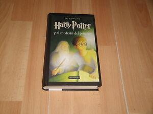 HARRY POTTER Y EL MISTERIO DEL PRINCIPE DE J.K. ROWLING LIBRO PRIMERA EDICION