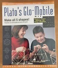 Platos Glo-Mobile Kit brand new factory sealed glow in the dark ikoso kits