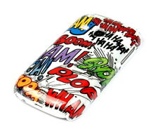 Custodia protettiva per Samsung Galaxy Mini 2 s6500 CUSTODIA COVER CASE comic boom Crash