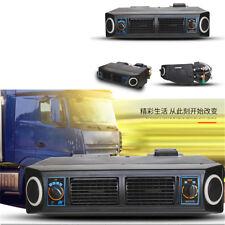 Universal 3 Speed Car RV Truck Underdash Evaporator Compressor Air Conditioner