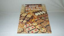 1983 HERSHEY'S COOLIES,BARS AND BROWNIES IDEALS COOK BOOK