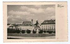 Ältere SW-Ansichtskarte Wien-Heldenplatz  (991)