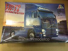 Italeri 735  - 1/24 Volvo Fh-16 Globetrotter