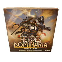 Magic The Gathering Heroes Of Dominaria Premium Edition Board Game