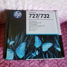 GENUINE HP 727/732 PRINTHEAD B3P06A DESIGNJET T920 T1500 T1600 T2500 NEW SE