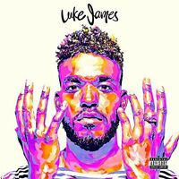 Luke James - Luke James [New CD] Explicit, Deluxe Ed