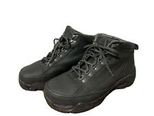 Caterpillar Men's Composite Toe Work Boots Size 9 ASTM F2413-05 I/75 C/75 Hiking