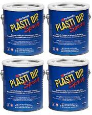 Performix Plasti Dip 10106s Hunter Green Rubber Spray Gallon 4 Pack