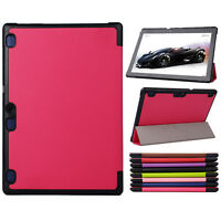 Latest Ultra Leather Stand Case Cover for Lenovo TAB2 A10-70 10.1inch Tablet