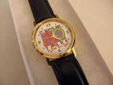 """40TH BIRTHDAY WATCH """"TOOK ME 40 YRS TO LOOK THIS GOOD"""" GIFT FOR WOMAN OR MAN NEW"""