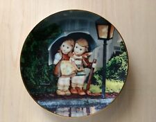 Collector Plate, Vintage Hummel 1991 Decoratitive Collectible Plate by Danbury M