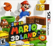 Super Mario 3DS Land for Nintendo 3DS