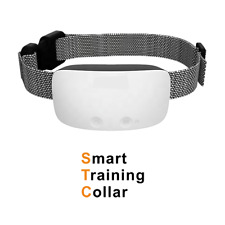 Dog Training Anti Bark Collar 2020 USB Charge Waterproof Sound-Vibrate-Shock