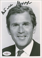 GEORGE W. BUSH - PHOTOGRAPH SIGNED