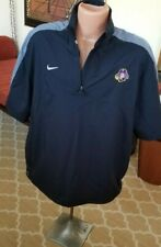 NWOT Nike East Carolina Pirates Short Sleeve Windbreaker Dri-FIT Size L