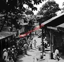 Hospital lambarene bosque virgen enfermos Albert Schweitzer médico medicina gabón África 1935!