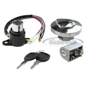 Ignition Switch, Gas Cap, Lock & Key for Honda Rebel MAGNA