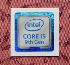 Intel Core i5 9th Generation Sticker 18 x 18mm Case Badge
