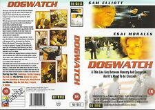 Dogwatch, Sam Elliott Video Promo Sample Sleeve/Cover #10933
